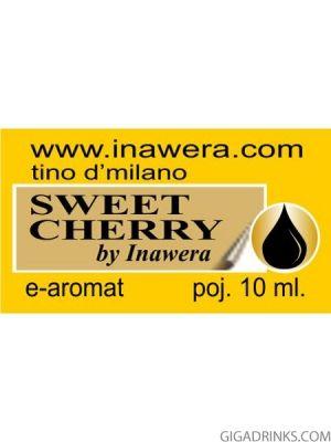 Cherry Sweet - aромат за никотинова течност Inawera Tino D'Milano 10мл.