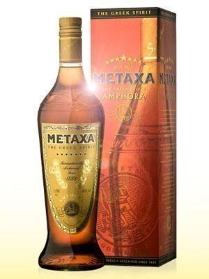 Метакса 7* 0.7л