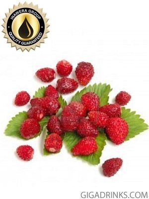 Wild Strawberry Concentrate - aромат за никотинова течност Inawera 10мл.