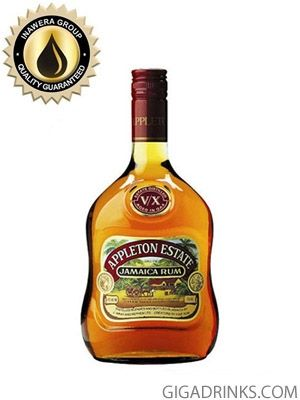 Jamaica Rum - aромат за никотинова течност Inawera 10мл.