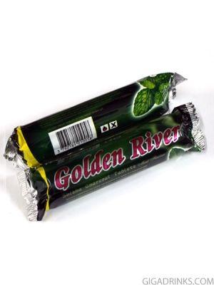 Въглен за наргиле Golder River - Мента