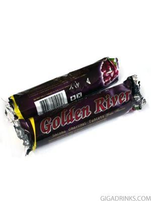 Въглен за наргиле Golder River - Грозде