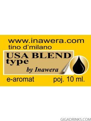 US Bland - aромат за никотинова течност Inawera Tino D'Milano 10мл.