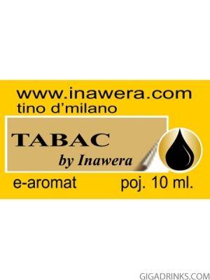 Tabac - aромат за никотинова течност Inawera Tino D'Milano 10мл.