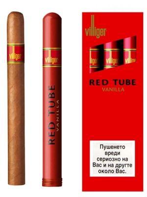 Пури Villiger Red Tubos 3бр.