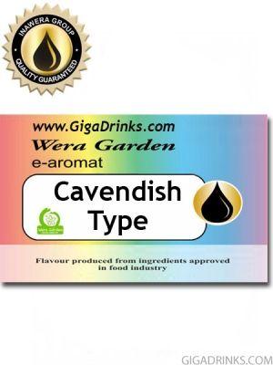Cavendish Type 10мл - aромат за никотинова течност Inawera Wera Garden