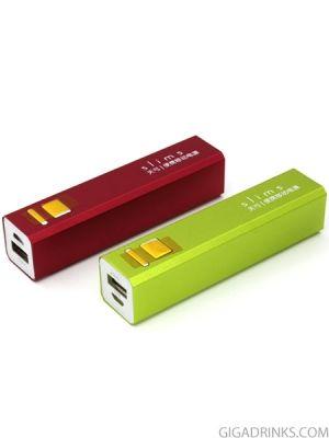 Power Bank Soshine 2600mAh - външна батерия за мобилни устройства