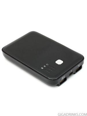 Power Bank 5000mAh Double USB - външна батерия за мобилни устройства