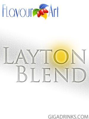 Layton Blend 10ml / 18mg - FlavourArt e-liquid for electronic cigarettes