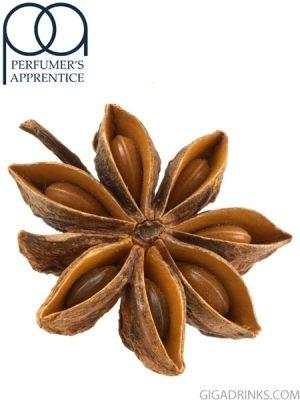 Anise - аромат за никотинова течност The Perfumers Apprentice 10мл