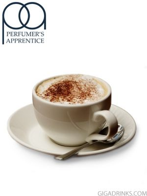 Cappuccino - аромат за никотинова течност The Perfumers Apprentice 10мл
