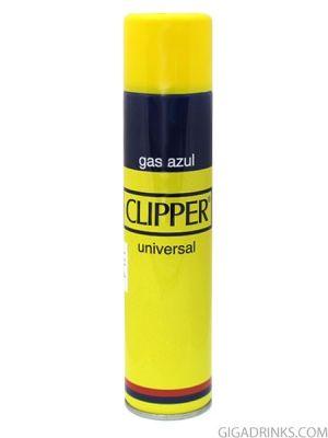Газ за запалки Clipper 250мл