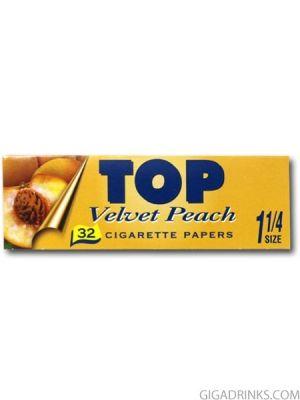 Top Peach - ароматизирани хартийки за цигари