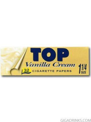 Top Vanilla - ароматизирани хартийки за цигари