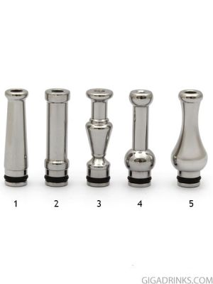 UD Stainless Steel Drip tip