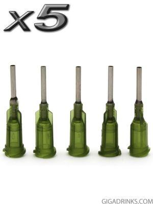 Метални игли 14G Luer lock - 5бр.