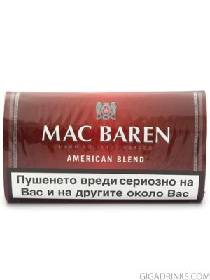 Mac Baren American Blend 30гр.