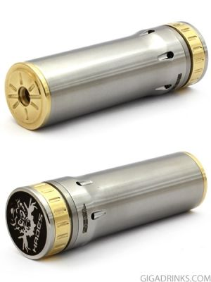 Hades SS with Brass Mechanical mod Clone