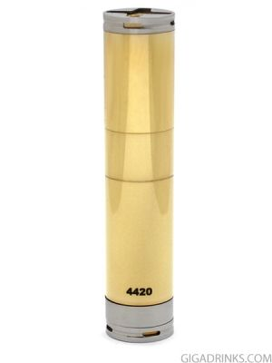 Stingray Brass and SS Mechanical mod Clone