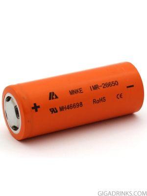 Батерия 26650 MNKE IMR 3500mAh 20A 3.7V