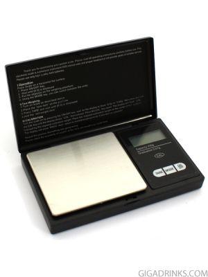 Дигитална джобна везна Professional Mini 200g / 0.01g
