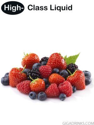 Wild Fruits (Waldfrucht) 10ml by High-Class Liquid - концентрат за ароматизиране на течности за електронни цигари