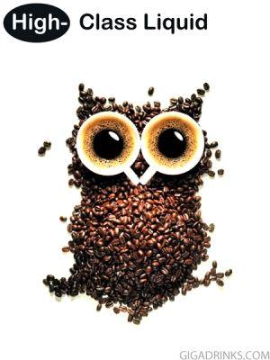 Coffee Extra 10ml by High-Class Liquid - концентрат за ароматизиране на течности за електронни цигари