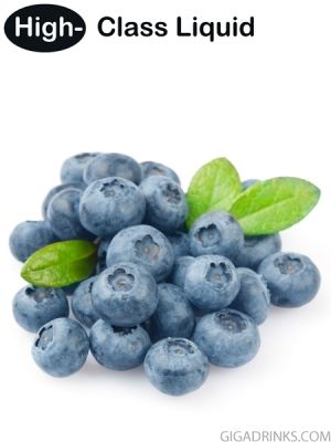 Blueberry (Heidelbeere) 10ml by High-Class Liquid - концентрат за ароматизиране на течности за електронни цигари
