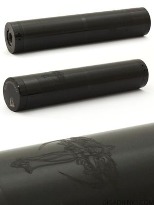 Nemesis Black Mechanical mod Clone