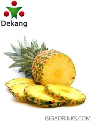 Pineapple - никотинова течност за ел.цигари Dekang