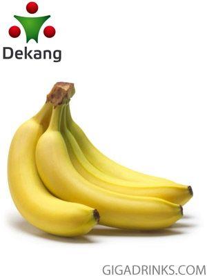Banana - никотинова течност за ел.цигари Dekang