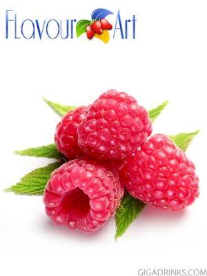 Raspberry 10ml / 9mg - никотинова течност за ел.цигари Flavour art