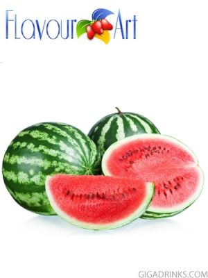 Watermelon 10ml / 18mg - никотинова течност за ел.цигари Flavour art