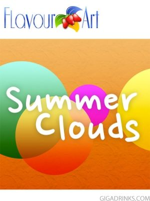 Summer Clouds - Концентрат за ароматизиране 10ml.