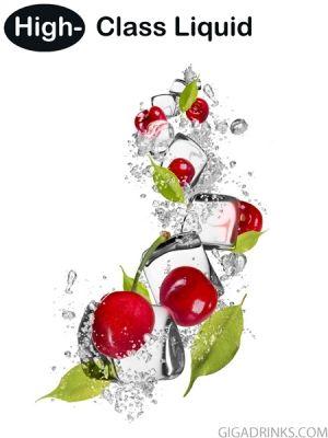 Cherry Menthol 10ml by High-Class Liquid - концентрат за ароматизиране на течности за електронни цигари