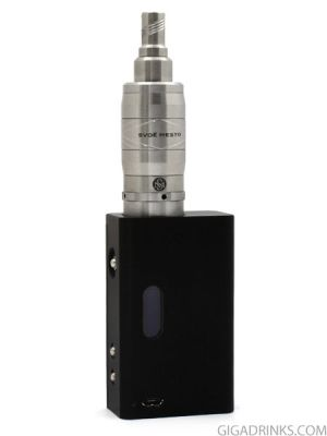 DNA30 Mini Box mod (Mini Hana Style) with authentic Evolv chip