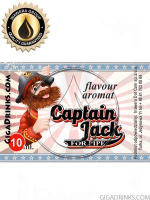 Captain Jack Pipe tobacco - aромат за никотинова течност Inawera 10мл.