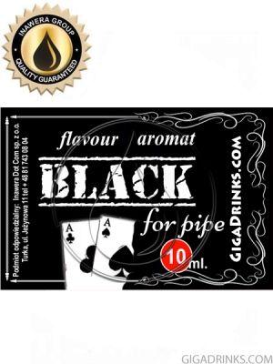 Black Pipe tobacco - aромат за никотинова течност Inawera 10мл.