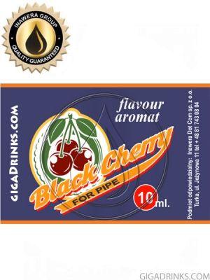 Black Cherry Pipe tobacco - aромат за никотинова течност Inawera 10мл.