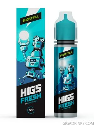 Fresh 50ml 0mg - Higs Shake and Vape