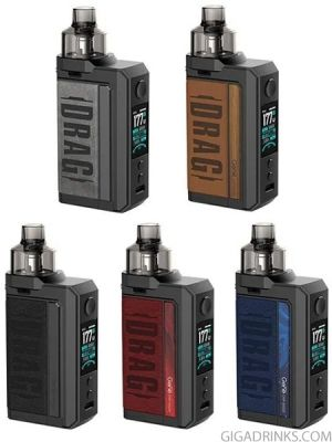 Voopoo Drag X  MAX 177W Mod Pod Kit 4.5ml