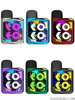 Uwell Caliburn Koko Prime Pod Kit 690mAh 2ml