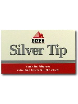 Gizeh Silver Tip Double (70mm)
