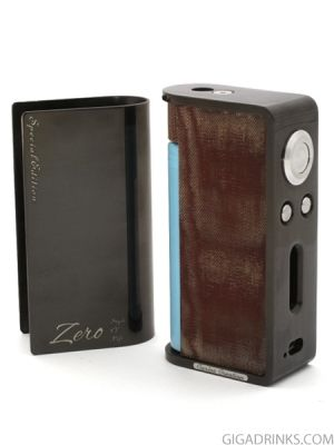 Zero Style DNA40 Box mod with authentic Evolv chip